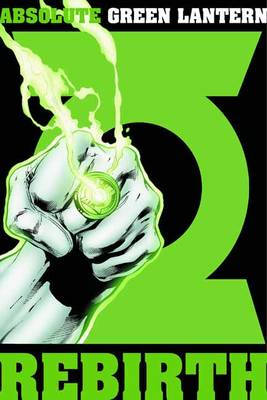 Absolute Green Lantern by Ethan Van Sciver