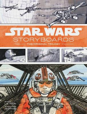 Star Wars Storyboards: The Original Trilogy book