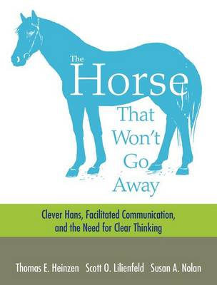 The Horse That Won't Go Away by Thomas Heinzen