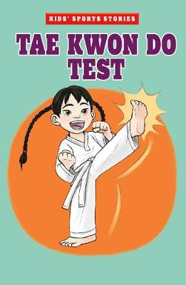 Tae Kwon Do Test by Cristina Oxtra