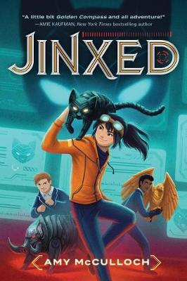 Jinxed by Amy McCulloch