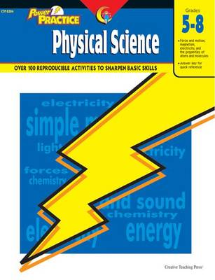 Physical Science Power Practice Series by Creative Teaching Press