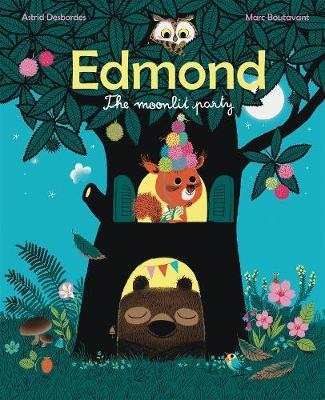 Edmond, The Moonlit Party by Astrid Desbordes