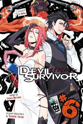 Devil Survivor Vol. 6 by Satoru Matsuba