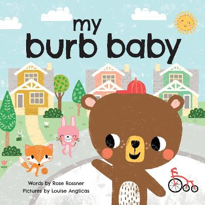 My Burb Baby book
