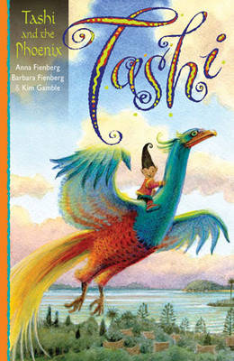 Tashi and the Phoenix book