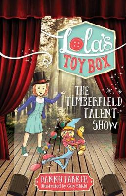 Timberfield Talent Show book