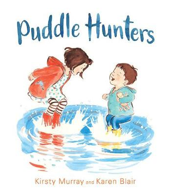 Puddle Hunters book