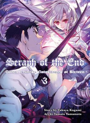 Seraph Of The End 3 book