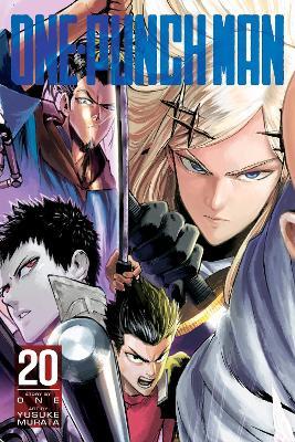 One-Punch Man, Vol. 20 by Yusuke Murata