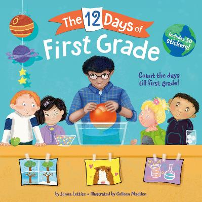 12 Days of First Grade by Jenna Lettice