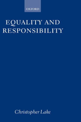 Equality and Responsibility book