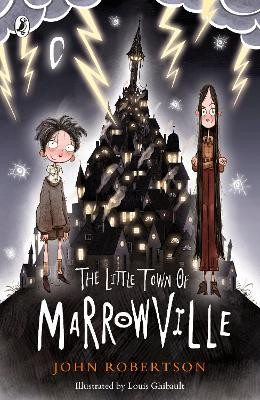 The Little Town of Marrowville by John Robertson