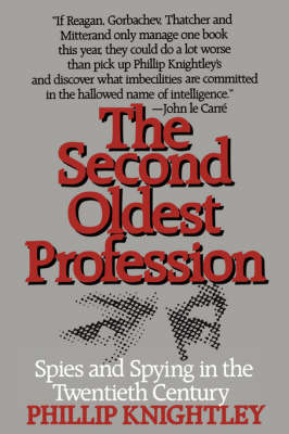 Second Oldest Profession book