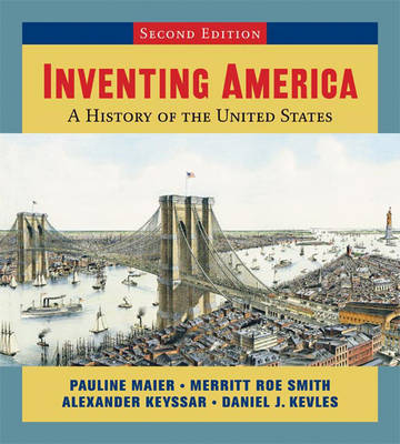 Inventing America by Merritt Roe Smith