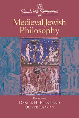 Cambridge Companion to Medieval Jewish Philosophy book