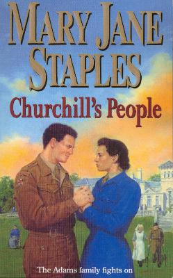 Churchill's People book