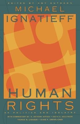 Human Rights as Politics and Idolatry book