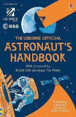 Astronaut's Handbook by Louie Stowell