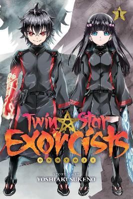 Twin Star Exorcists, Vol. 1 by Yoshiaki Sukeno