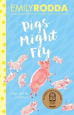 Pigs Might Fly book