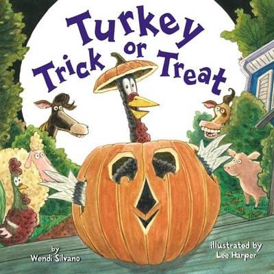 Turkey Trick or Treat by Wendi Silvano