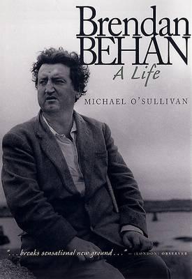 Brendan Behan by Michael O'Sullivan