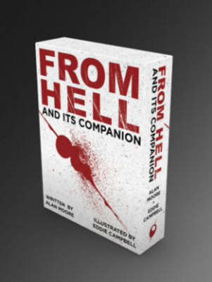 From Hell & from Hell Companion by Eddie Campbell