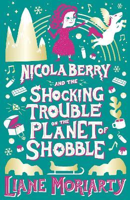 Nicola Berry 2 book