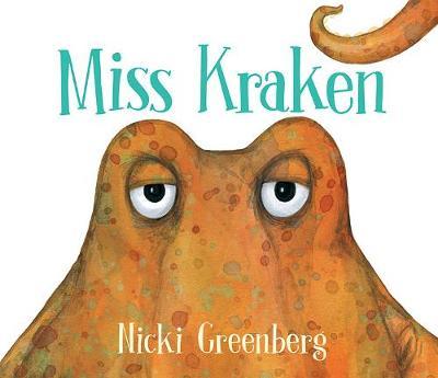 Miss Kraken book