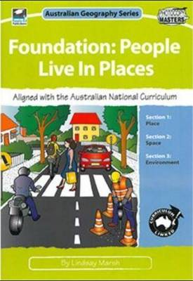 Australian Geography Series: Foundation by Lindsay Marsh