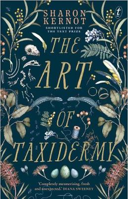 Art of Taxidermy book