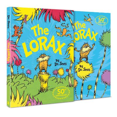Lorax: Special How to Save the Planet edition book