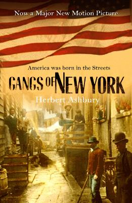 Gangs Of New York book
