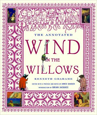 Annotated Wind in the Willows by Kenneth Grahame