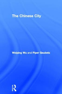 Chinese City by Weiping Wu