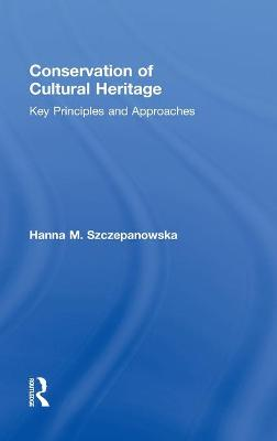 Conservation of Cultural Heritage book