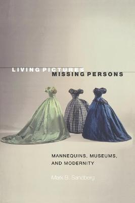 Living Pictures, Missing Persons book