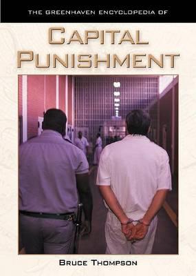 Capital Punishment by Bruce E R Thompson