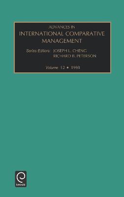 Advances in International Comparative Management by Srinivas Prasad