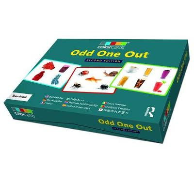 Odd One Out: ColorCards: 2nd Edition by Speechmark