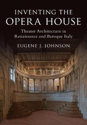 Inventing the Opera House book