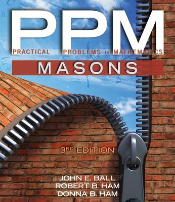 Practical Problems in Mathematics for Masons by Donna Ham