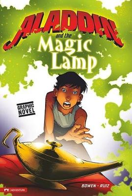 Aladdin and the Magic Lamp book