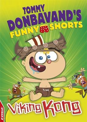 EDGE: Tommy Donbavand's Funny Shorts: Viking Kong by Tommy Donbavand