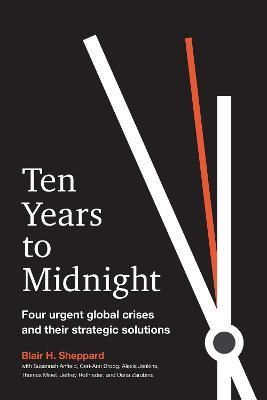 Ten Years to Midnight book