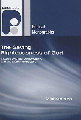 Saving Righteousness of God book