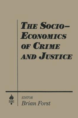 Socio-Economics of Crime and Justice book