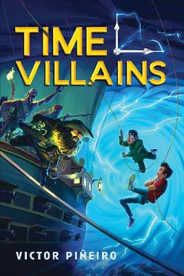 Time Villains by Victor Pineiro