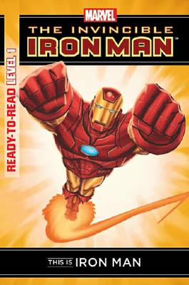 The Invincible Iron Man by Thomas Macri